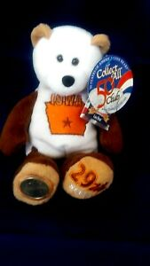 Limited Treasures Coin Bear 2004 Iowa State Quarter Coin 50 States Of America