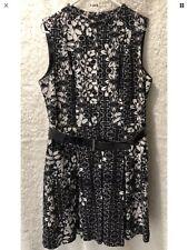 Lovely CUE Floral Pattern Dress ~ Size 12 ~ Bargain