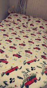 Mickey Mouse Christmas Bedding