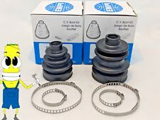 EMPI Front Inner & Outer CV Axle Boot Kit for Yamaha Rhino 660 2005-2007 w/ 4x4