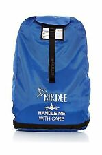 Birdee Car Seat Travel Bag for Airport Gate Check and Carrier