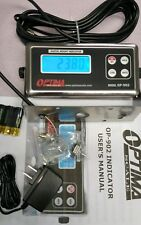 ( NEW ) OPTIMA  OP-902  Scale Digital Weighing Indicator + Surge Protector