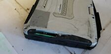 Cracked Cover Panasonic ToughBook CF-19 Laptop 1.2Ghz 2GB Touch Screen 2 DUO CPU