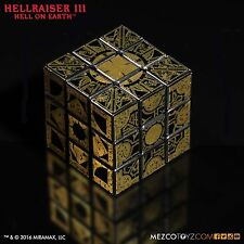 Hellraiser Lament Configuration Puzzle Cube Prop Replica Mezco Hell On Earth
