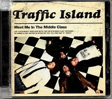 TRAFFIC ISLAND - MEET ME IN THE MIDDLE CLASS - CD ALBUM