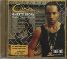 CHAM Ghetto Story   4 TRACK CD NEW - NOT SEALED