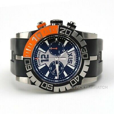 Roger Dubuis Easy Diver Chronograph Wristwatch DBSE0254  RDDBSE0254