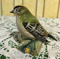 BESWICK BIRD GOLDCREST MODEL No. 2415 GLOSS FINISH PERFECT