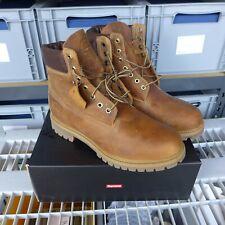 Timberland 6-Inch Premium Leder Boots EU 45 US 11 UK 10,5 Winter Stiefel Classic