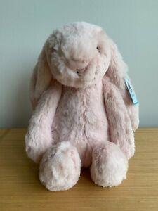 Jellycat Bashful Bunny Medium 31cm - Blush