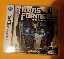 Jeu Nintendo DS TRANSFORMERS La Revanche