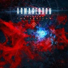 ARMAGEDDON - CROSSING THE RUBICON [REVISITED] NEW CD