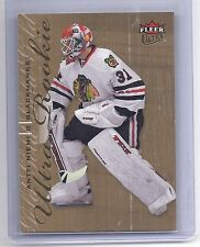 09-10 2009-10 ULTRA ANTTI NIEMI GOLD MEDALLION ROOKIE 203 CHICAGO BLACKHAWKS