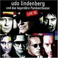 Live '96 von Udo Lindenberg und das legendäre Panikorchester | CD | Zustand gut