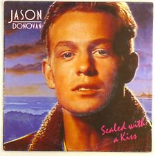 """7"""" Single - Jason Donovan - Sealed With A Kiss - S1637 - washed & cleaned"""