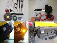 Street Legal TS LED Turn Signal Kit Horn Plate Can-Am Commander Maverick Max X3