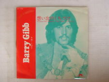 BARRY GIBB I'LL KISS YOUR MEMORY / 7INCH PS