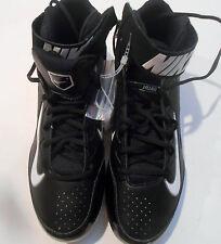 Nike Swingman Baseball Cleats Size 11.5 New Without Box Mens Black