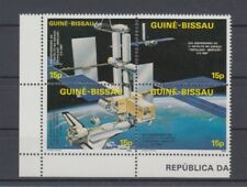 D.Aerospace - Space Guinea Bissau 905 - 8 Zd Space Station (MNH)
