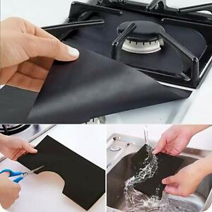 CARRYWON 1pcs Stove Cover Grill Mat Gas Stove Cooker Protector Cover/Liner Clean