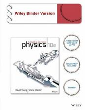 Physics by John D. Cutnell and Kenneth W. Johnson (2014, Ringbound)