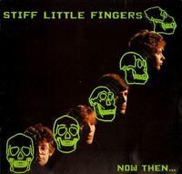 *NEW* CD Album Stiff Little Fingers - Now Then (Mini LP Style Card Case)