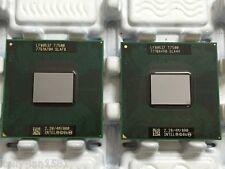 1PC Intel Core 2 Duo T7500 SLA44 SLAF8 2.2 GHZ 4MB 800MHZ Socket P Processor
