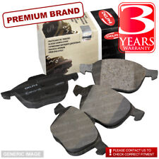 Front Delphi Brake Pads Full Axle Braking Set  For Toyota