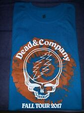 Dead & Company Fall Tour 2017 Men's Medium T-Shirt Grateful Dead Tee L@@K REVERB
