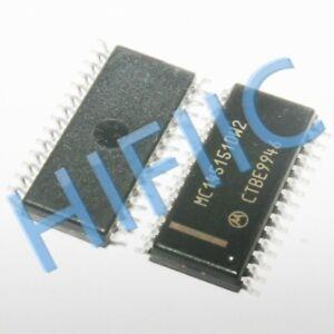 1PCS/5PCS MC145151DW2 Parallel-Input PLL Frequency Synthesizer SOP28