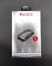 Zagg Invisible Shield Glass Screen Protection for Apple iPhone 6 6s 7 8 New