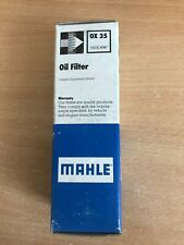 Bmw E30 E36 316i 318i genuine mahle filtre à huile OX91D 1988-1995
