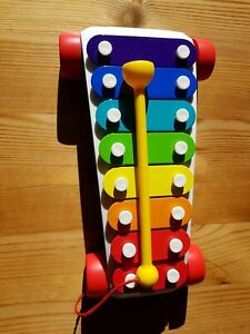 Fisher price xylophone. Used but excellent condition