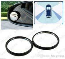 "Universal 2"" Wide Angle Convex Rear Side View Blind Spot Mirror/ 2 pc- US SELLER"