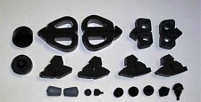 1967-68  Mustang  Rubber Bumper Kit 19 pcs original style exactly as FORD made
