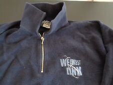 THE WEAKEST LINK Game Show TV Promo FX Sweatshirt SMALL Cast Crew ANNE ROBINSON