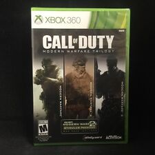 Call of Duty: Modern Warfare Trilogy (Microsoft Xbox 360, 2016) BRAND NEW
