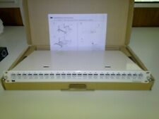 "PATCH PANEL FIBRA OPTICA 19"" 1U 24PUERTOS 3M VOLITION"