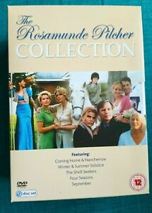 The Rosamunde Pilcher Collection DVD Boxset Excellent Condition