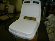 Bluewater Captains Seat with Cushions. Mounting for Pedestal, Slider, or bench