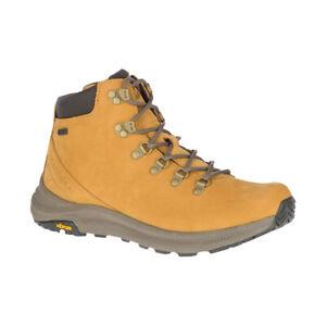 Merrell Men's Ontario Mid Waterproof Boots