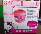 Hello Kitty Rice Cooker Limited Edition Pink 1.5 QT photo