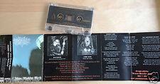 KATATONIA + HADES - Jhva Elohim Meth / Alone Walkyng MC 1'ST Polish press 1996 +