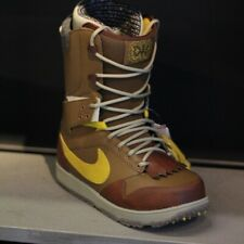 Sz9.5 Deadstock Nike DK Danny Kass Snowboard Boots 407642-301 RARE