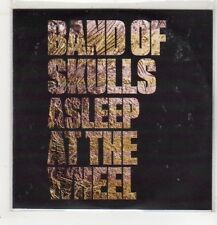 (GD22) Band Of Skulls, Asleep At The Wheel - 2013 DJ CD