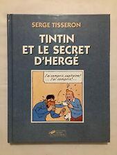 Tintin et le secret d'HERGE / EO 1993 / SERGE TISSERON / HORS COLLECTION / BD