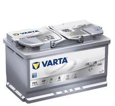 Varta F21 Silver Dynamic AGM 12V 80Ah 800A VRLA