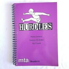 """Hurdles"" Multisensory Teaching Approach Reader 4 by Educators Publishing"