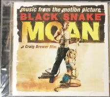 BLACK SNAKE MOAN  - ORIGINAL SOUNDTRACK Cd Nuevo Precintado