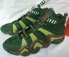 Adidas Crazy 8 Portland Timbers D69033 MLS Ponderosa Basketball Shoes Men's 11